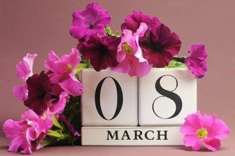 Why does the world celebrate International Women's Day on March 8 every year?