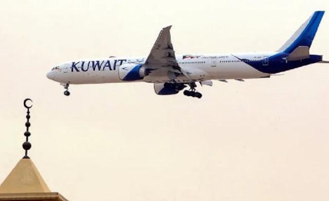 Kuwait resumes direct flights with India starting Tuesday - Saudi-Expatriates.com
